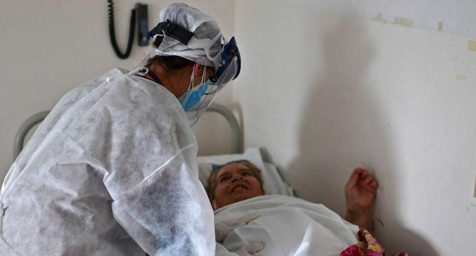 Coronavirus Argentina: últimas noticias y breaking news por COVID-19. (Agencias - AFP)