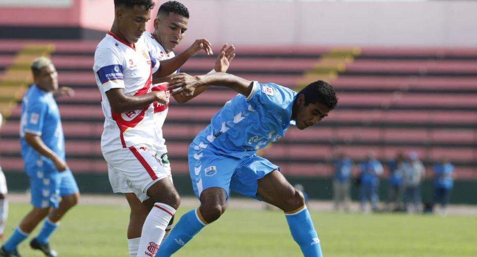 Atlético Grau vs. Deportivo Llacuabamba (Foto: Violeta Ayasta / GEC)