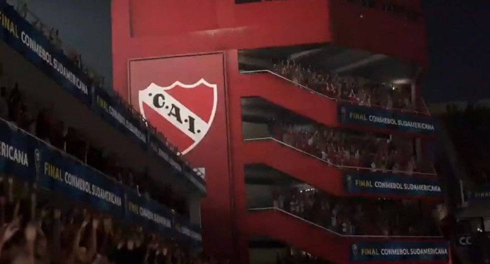 FIFA 20: Independiente de Avellaneda contará con su estadio licenciado. (Foto: EA Sports)