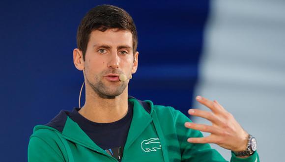 Tenis Coronavirus Novak Djokovic Realizo Una Importante Donacion A Un Hos Noticias Depor Peru