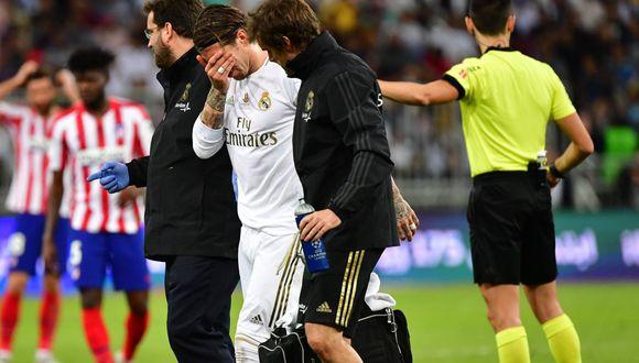 Sergio Ramos lo ha ganado todo con la camiseta del Real Madrid. (Foto: AFP)