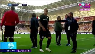 Christian Cueva rescindió contrato con Yeni Malatyaspor de Turquía