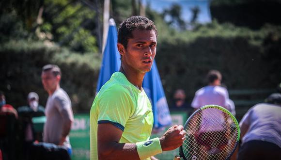 Juan Pablo Varillas continua su camino hacia el cuadro principal de Roland Garros (Foto: Instagram)