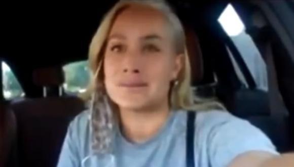 Una youtuber es criticada duramente tras subir por error video en el que obliga a su hijo a llorar. (Foto: Video de YouTube de Jordan Cheyenne)