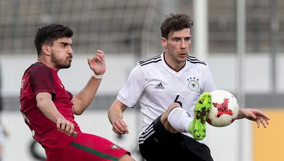 Leon Goretzka marcó con Alemania ante Hungría por la Eurocopa. (Foto: Getty)