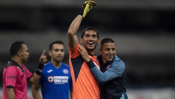 Cruz Azul venció 1-0 a América en el último partido de la jornada 10. (Foto: Twitter)