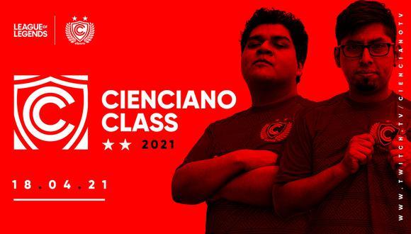 League of Legends: Cienciano Esports presenta su primera clase abierta de LoL. (Foto: Cienciano)
