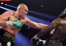¡Nuevo campeón! Tyson Fury venció a Deontay Wilder y ganó el título de peso pesado de la CMB en Las Vegas [VIDEO]