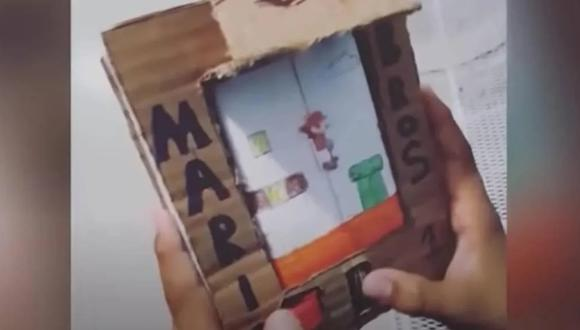 Desmienten que Nintendo haya demandado a niño por este juego. (Foto: captura)