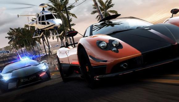 Nintendo Switch contaría con Need for Speed: Hot Pursuit en su catálogo