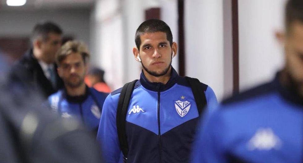 Abram expresó su malestar contra la AFA. (Foto: Vélez Sarsfield)