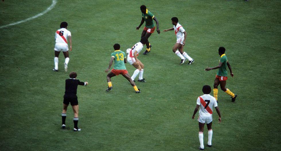 La Selección Peruana anotó dos goles en el Mundial de España 1982. (Foto: Archivo)