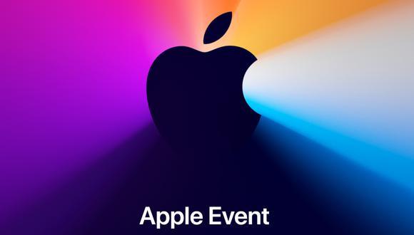 ¿Será un nuevo celular o nuevas laptops? Conoce qué es lo que prepara Apple para el 10 de noviembre. (Foto: Apple)