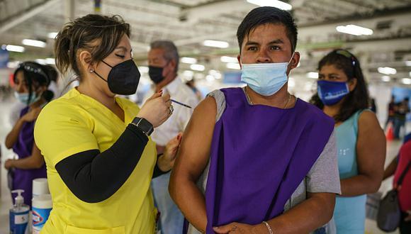 Vacuna COVID-19 en México: requisitos y cómo registrarte para ser inoculado (Foto: Getty Images).