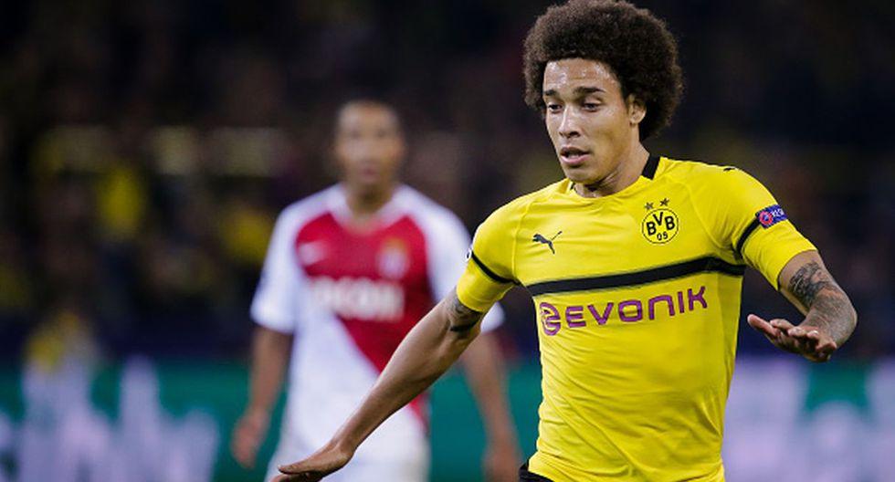 FIFA 20: Axel Witsel, del Borussia Dortmund, tiene una nueva carta Flashback SBC en Ultimate Team (Getty)