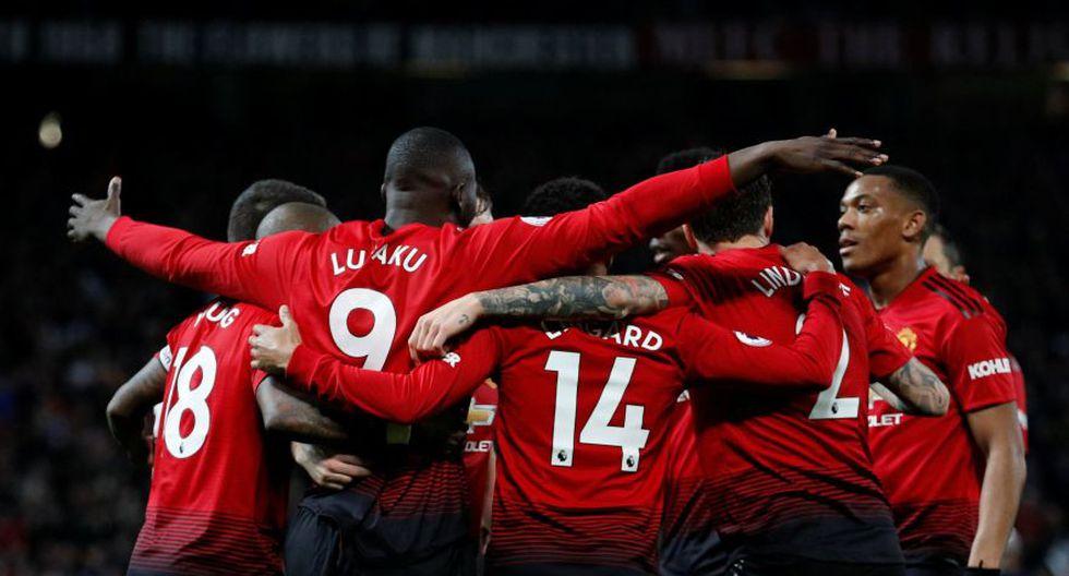Manchester United no tuvo problemas para vencer al Bornemouth en casa por la Premier League. (Foto: Agencias)