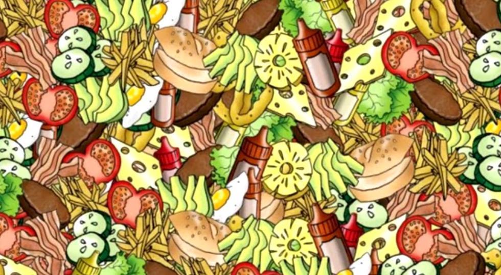 Desafío viral: ¿puedes hallar el pepinillo escondido entre los ingredientes de esta imagen? (Foto: Facebook)