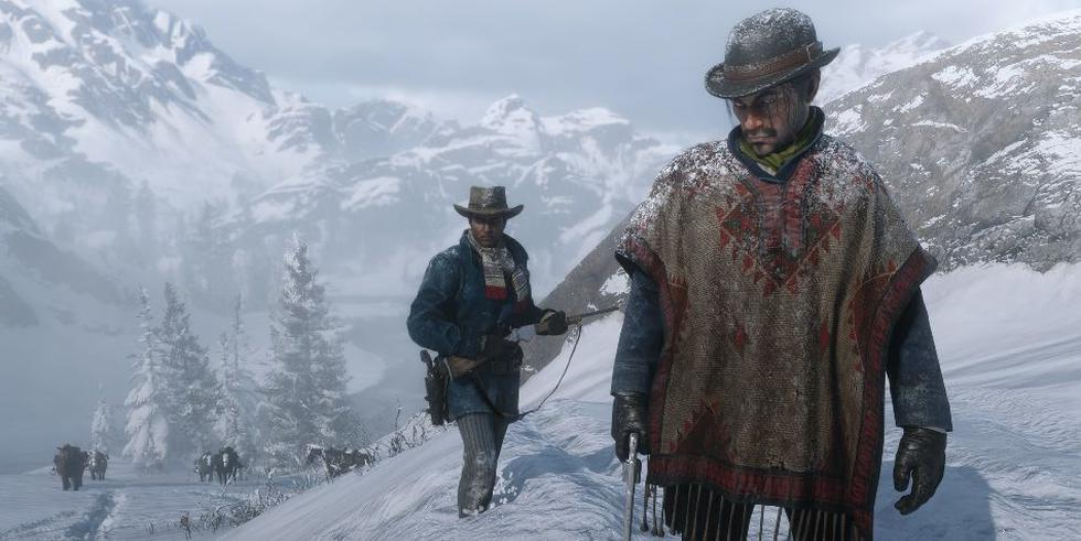 Capturas de Red Dead Redemption 2 en Steam