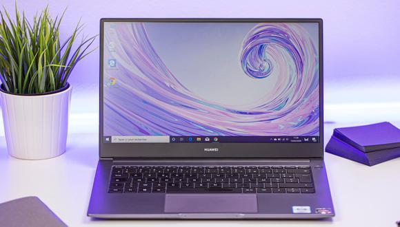 Conoce todos los detalles, como ficha técnica y precio, de la nueva laptop económica de Huawei: la Matebook D14. (Foto: Huawei)