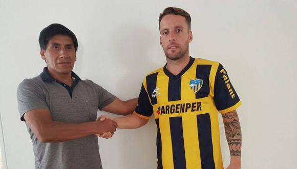 Pablo Lavandeira destacó en Deportivo Municipal. (Foto: Facebook)