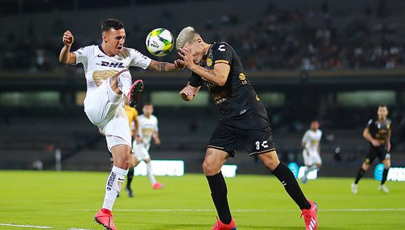 Pumas venció 3-0 a Dorados Sinaloa por cuartos del Clausura 2019 de Copa MX. (Getty)