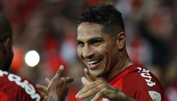 Los goles de Paolo Guerrero en la Copa Libertadores. (Foto: EFE)