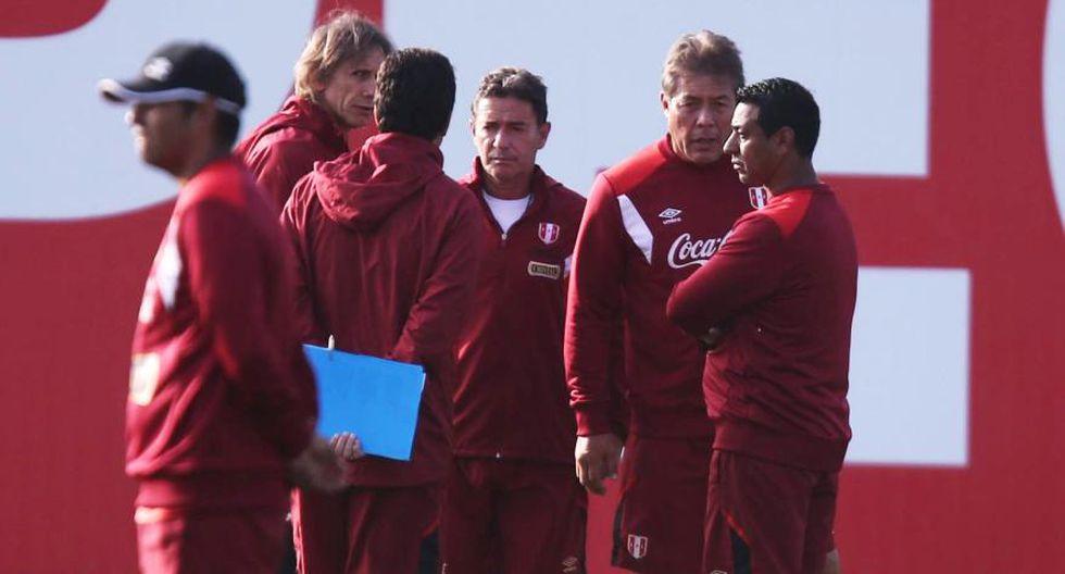 Óscar Ibáñez reemplazará a Alfredo Honores en la preparación de los arqueros de la Selección Peruana. (GEC)