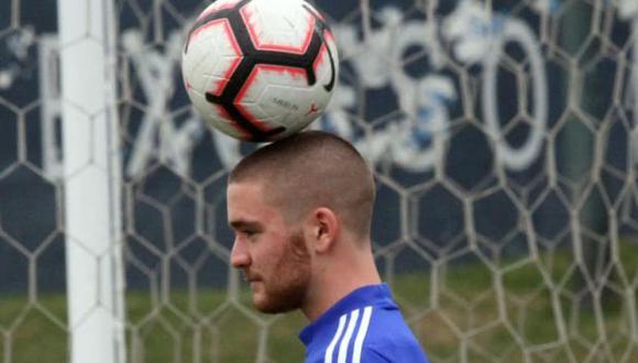 Paulo Gallardo y su camino hacia su propia redención en el fútbol. (Foto: @CSCristal)