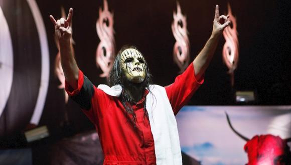 El homenaje de Slipknot a  Joey Jordison, su fallecido cofundador y ex baterista. (Foto: @Slipknot)