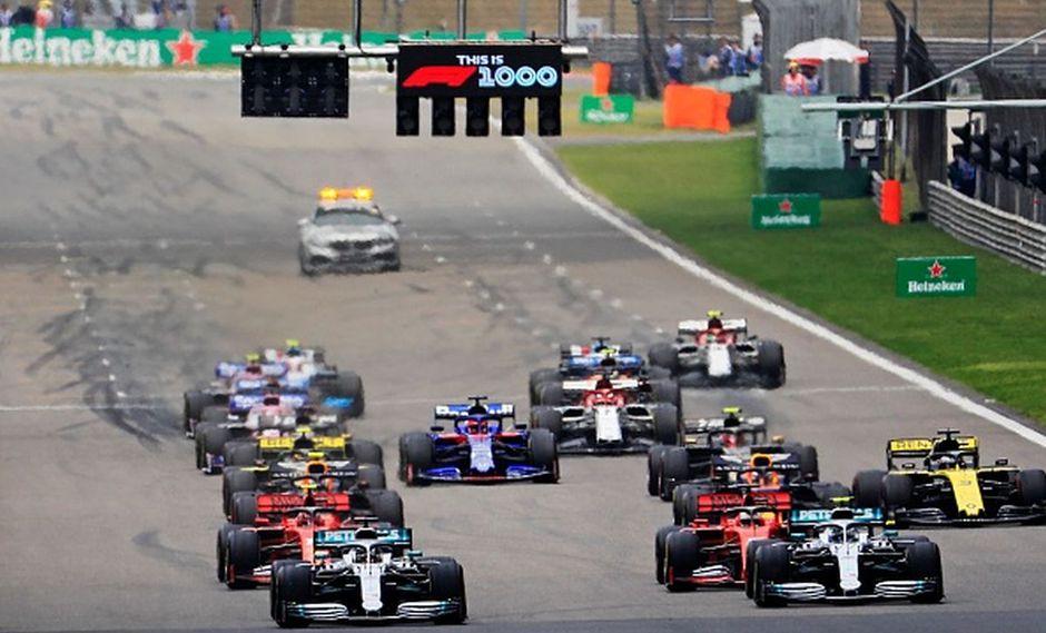 El Gran Premio de China iba a desarrollarse inicialmente el 19 de abril. (Foto: Getty Images)