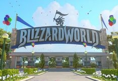 "Blizzcon 2017: así es ""Blizzard World"" el nuevo mapa de Overwatch [FOTOS Y VIDEO]"