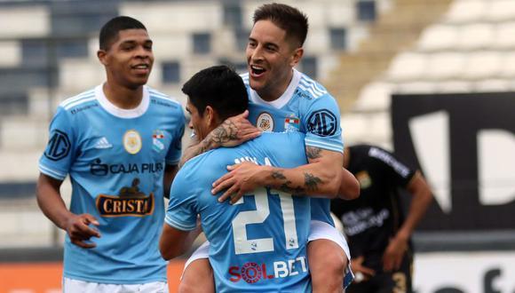 Sporting Cristal y los registros alcanzados esta temporada. (Foto: Liga 1)