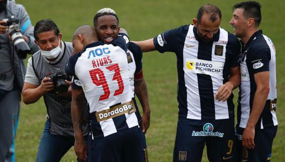 Alianza Lima vs. Binacional en el Iván Elías Moreno por Liga 1. (Foto: Fernando Sangama / GEC)