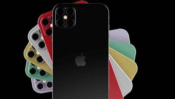 El iPhone 12 es uno de los modelos de celulares más esperados del año. (Foto: Difusión)