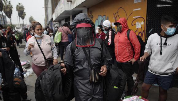 Coronavirus en Perú EN VIVO HOY sábado 05 de junio: minuto a minuto, última hora, casos confirmados y muertes por COVID-19.( Fotos: Joel Alonzo / GEC)
