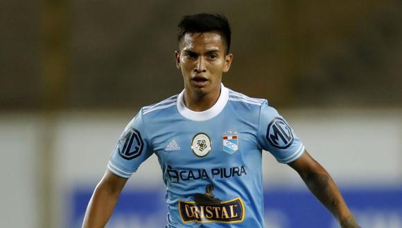 Martín Távara salió del campo a los 57 minutos, ante Alianza Atlético (Foto: Difusión)