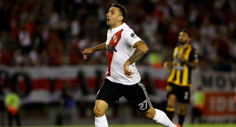 Lucas Pratto - River Plate (Getty)
