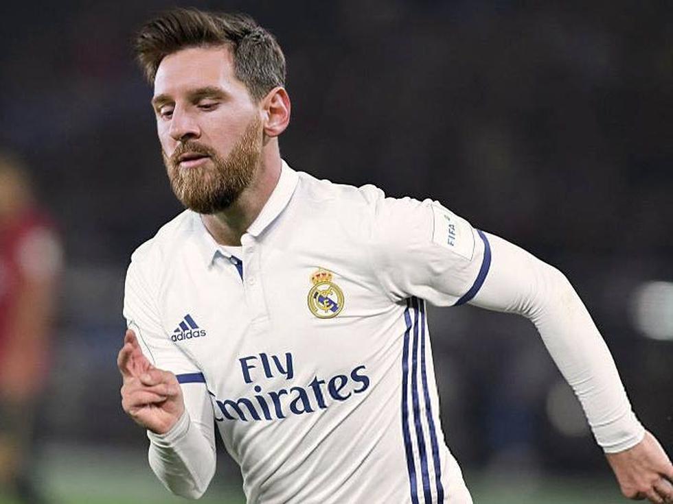 El Real Madrid ficha a Messi