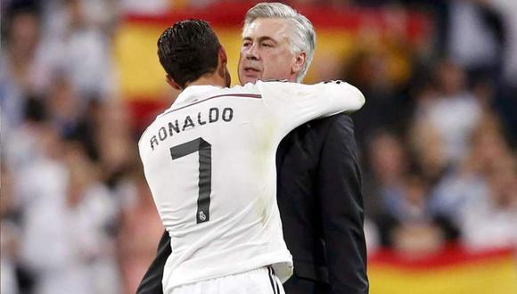 A Cristiano Ronaldo le queda un año de contrato con la Juventus. Foto: AFP)