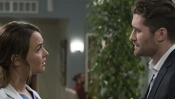 """Camilla Luddington es Jo Wilson en """"Grey's Anatomy"""" (Foto: ABC)"""