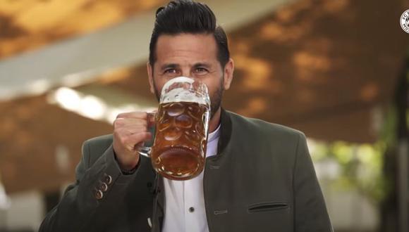 Pizarro pasó duros retos en Bayern Munich. (Foto: FCB)
