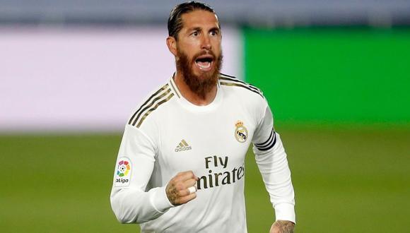 Sergio Ramos ha marcado 100 goles a nivel de clubes a lo largo de su carrera. (Foto: AFP)