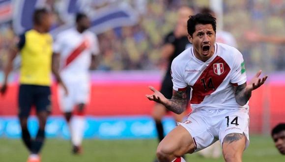 Lapadula habló tras el Perú vs. Ecuador. (Foto: Agencias)