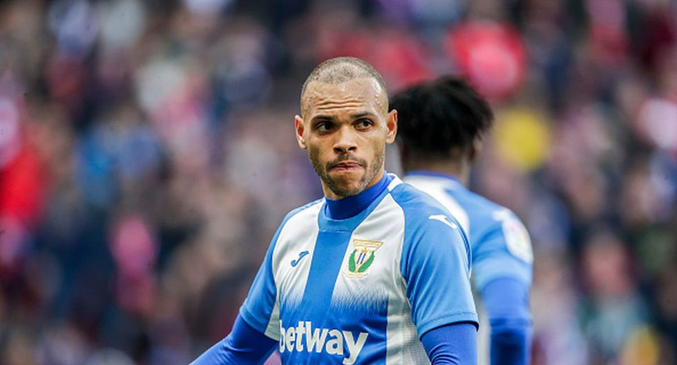 Martin Braithwaite tiene grandes chances de firmar por el FC Barcelona. (Foto: Getty Images)