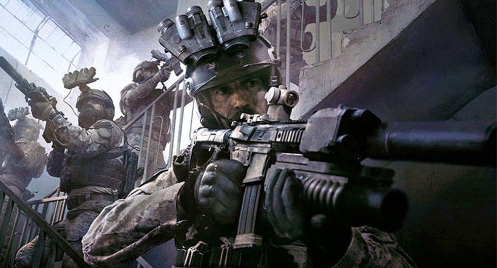 """""""Call of Duty: Modern Warfare"""": Activision le pide a Reddit le pase los datos de un filtrador de contenido."""