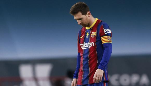 Messi cumplirá su segunda fecha de sanción ante el Elche. (Foto: Reuters)
