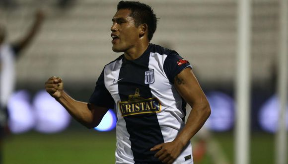 Andy Pando jugó en el Alianza Lima de Roberto Mosquera. (Foto: GEC)