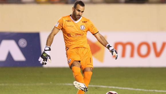 José Carvallo espero que el equipo crema llegue bien al torneo. (Foto: GEC)