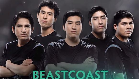 Beastcoast logra el invicto en la Major de China (Valve)