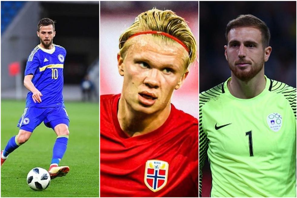 El XI ideal de los jugadores más valiosos del planeta que no veremos en la Eurocopa 2021.